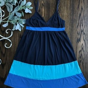 ROXY Blue Casual Dress